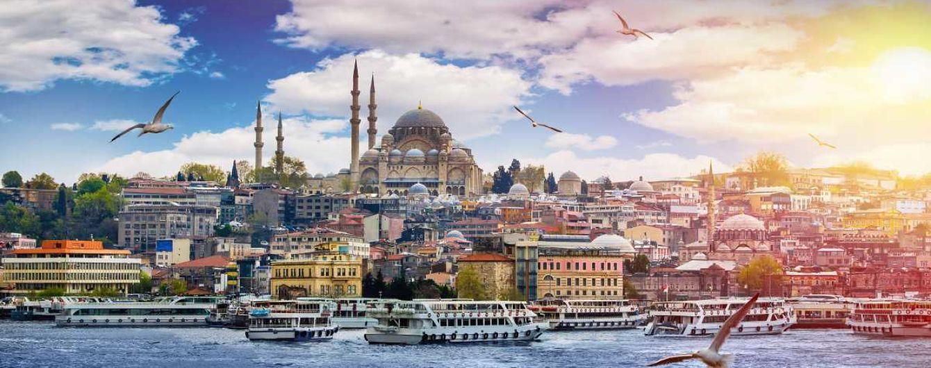 Туристичний потік з України до Туреччини за півроку зріс до 650 тисяч осіб