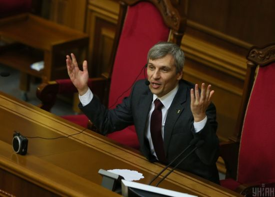 Держава конфіскувала внески до виборчого фонду свободівця Кошулинського