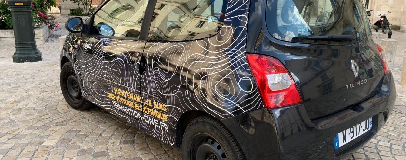 Французький стартап за $5,6 тисячі перетворює старі авто на електрокари