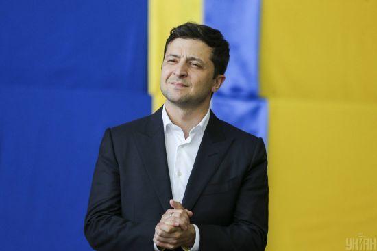 Понад 60% українців позитивно оцінюють перші 100 днів Зеленського, він лишається лідером рейтингу довіри – опитування