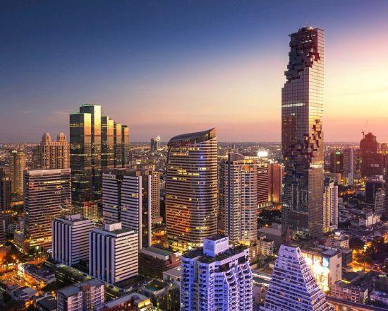 У Бангкоку відкрили найвищий ресторан у Таїланді