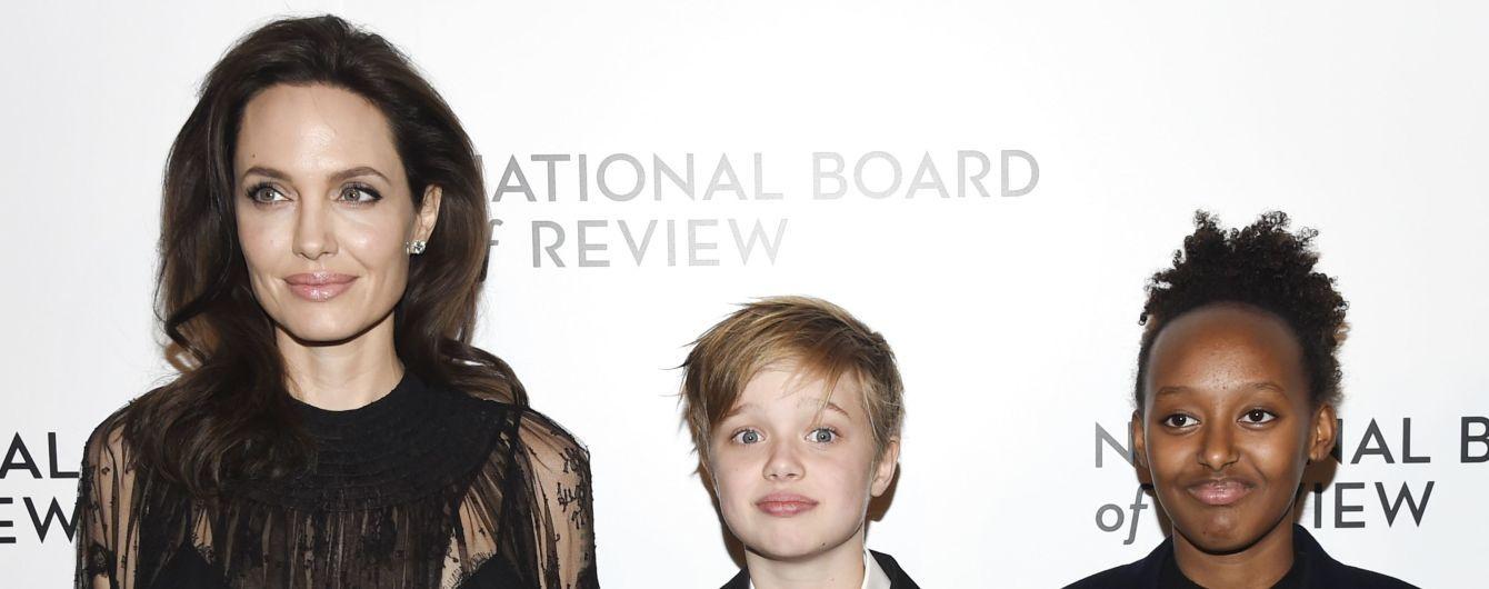 Анджелина Джоли решилась на седьмого ребенка - СМИ