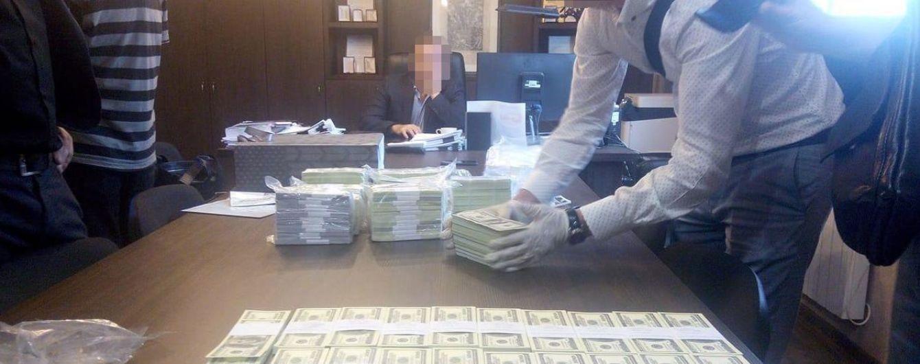 ВАКС избрал меру пресечения чиновнику из Харьковской области, который пытался подкупить детектива НАБУ