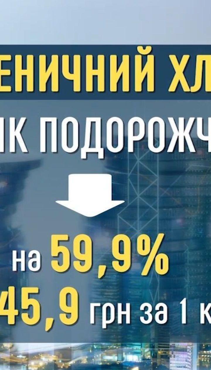 Пшеничный хлеб в Украине за год подорожал на 60 процентов - Экономические новости