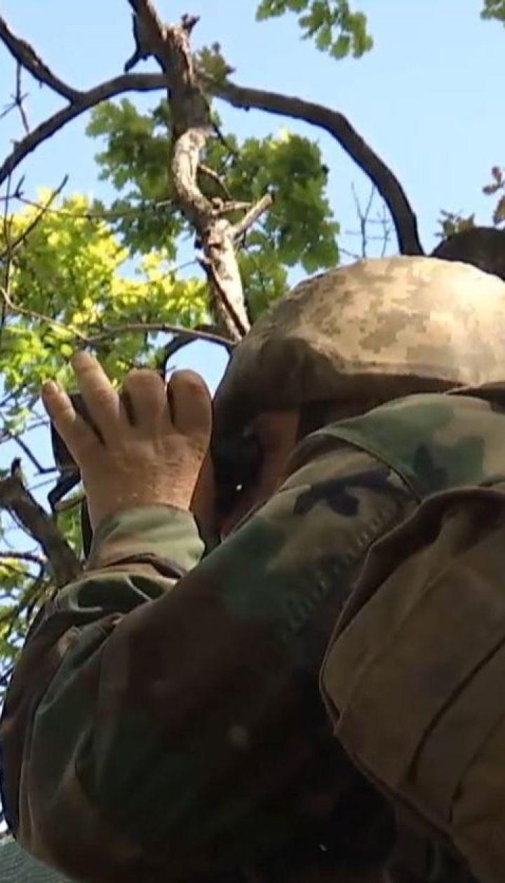 Один український воїн зазнав поранення на передовій унаслідок ворожого обстрілу