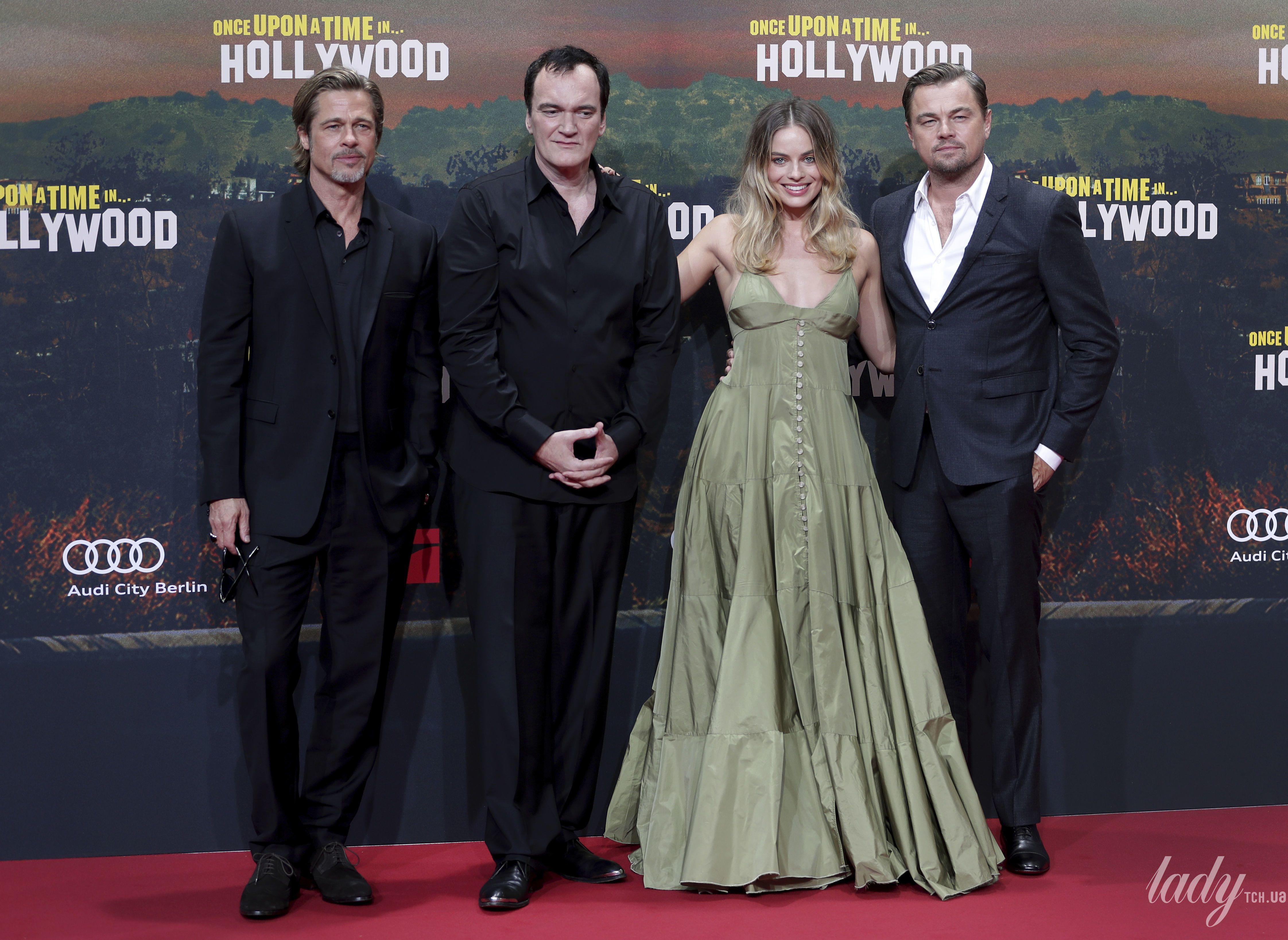 """Марго Робби на премьере фильма """"Однажды в Голливуде""""_4"""