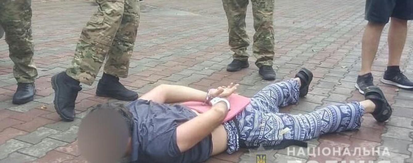 В Одессе правоохранители задержали грузина, который восемь лет находился в международном розыске