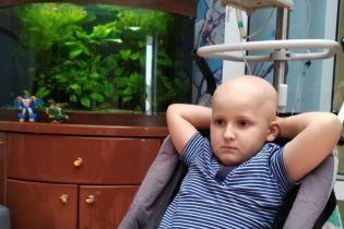 Опухоль в голове Максима поставила его жизнь под угрозу