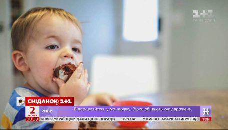Менше цукру і фаст-фуду: чому необхідно стежити за раціоном дитини