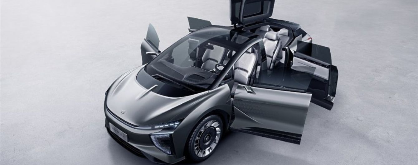 Вбивця Tesla Model Y? Human Horizons представив неймовірний електрокросовер