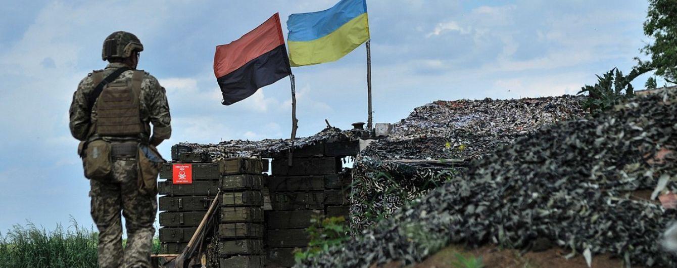 """""""Перемирие"""" на Донбассе. Оккупанты десять раз обстреляли украинские позиции"""