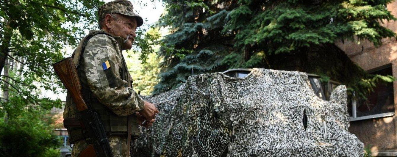 Упродовж доби бойовики тричі порушили режим припинення вогню - ООС