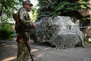 Террористы 23 раза открывали огонь: боец ООС погиб, еще двое ранены