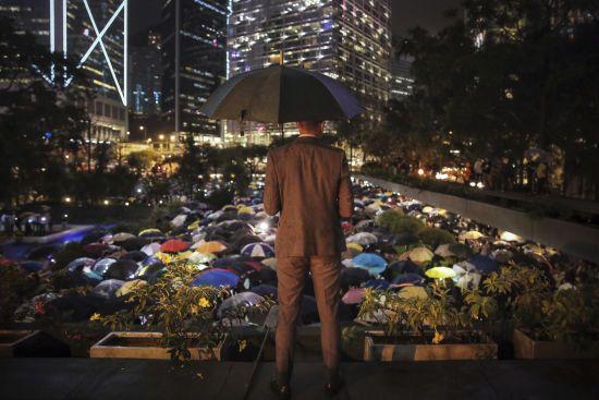 До протестів у Гонконзі долучилися викладачі університетів