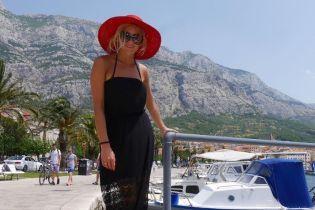Ирина Федишин в открытом купальнике продемонстрировала роскошный загар