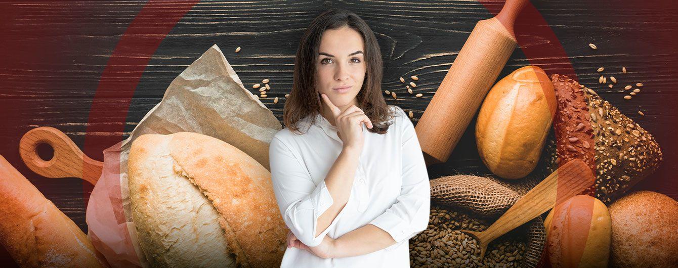 Стоит ли есть дрожжевой хлеб и выпечку?