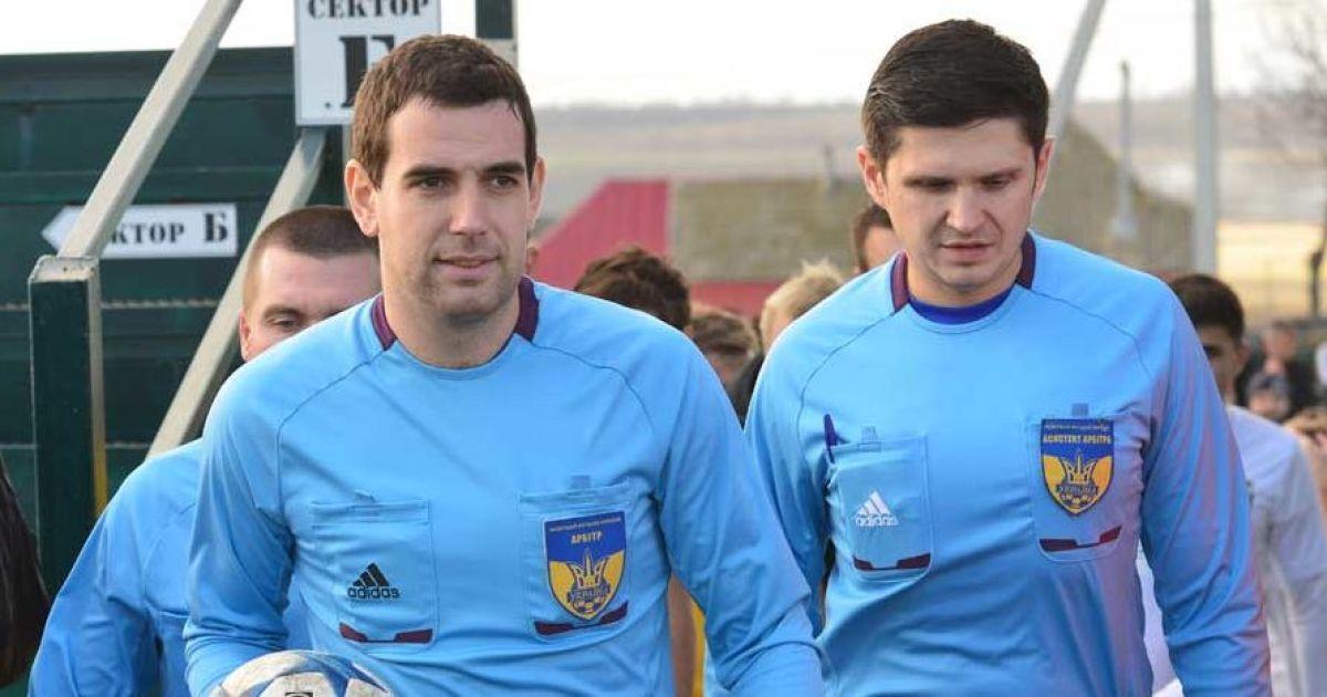 Троє українських футбольних арбітрів дискваліфіковані через договірні матчі