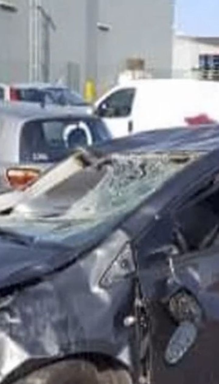 Заблокированая в машине в течение недели рекордной жары: гражданка Бельгии чудом выжила после аварии
