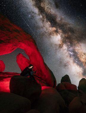 Как смотреть на звездопад: главные советы