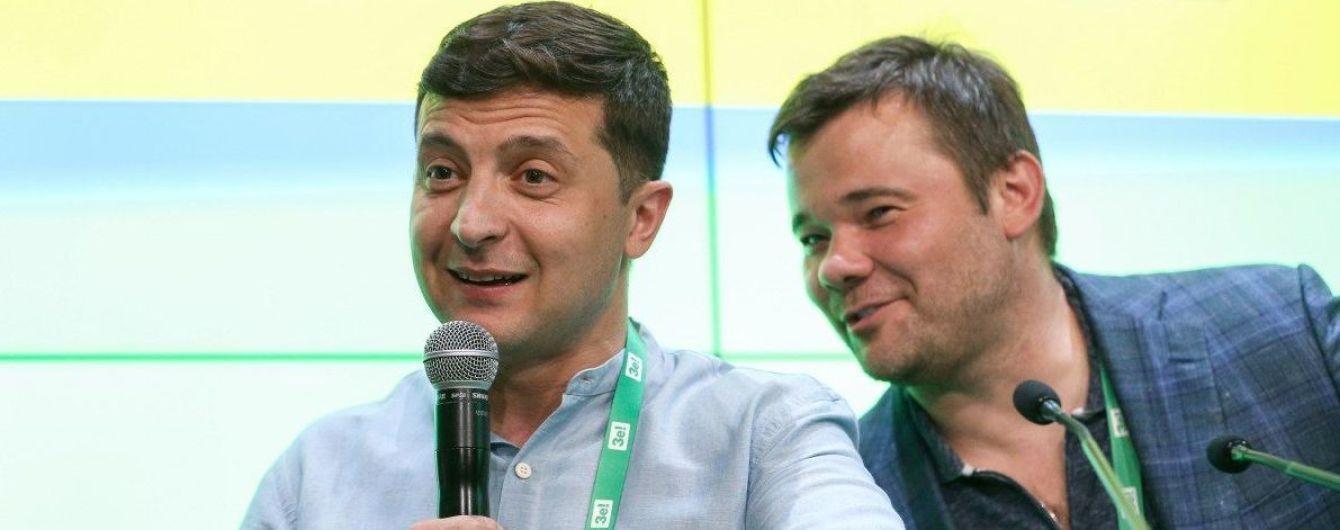 Зеленский и Богдан начали спорить с нардепом в фейсбуке из-за обещания о 175 млн на дороги в селе