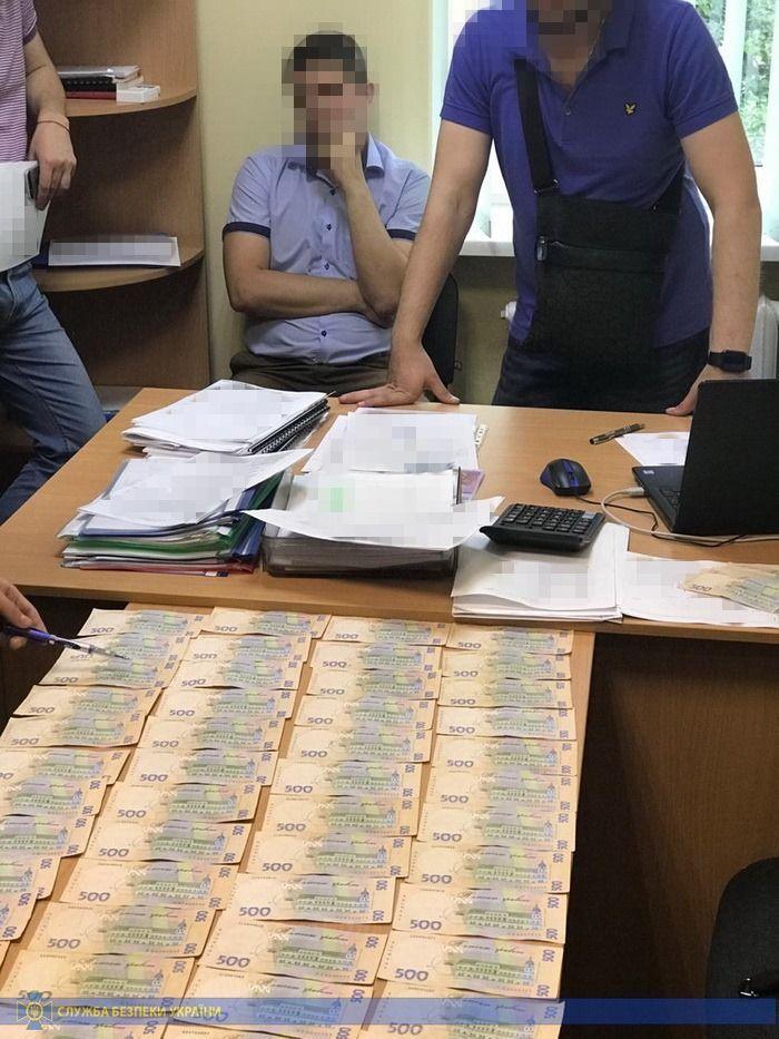хабар у Краматорську