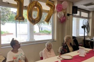"""""""Я никогда не была замужем"""". 107-летняя американка раскрыла секрет своего долголетия"""