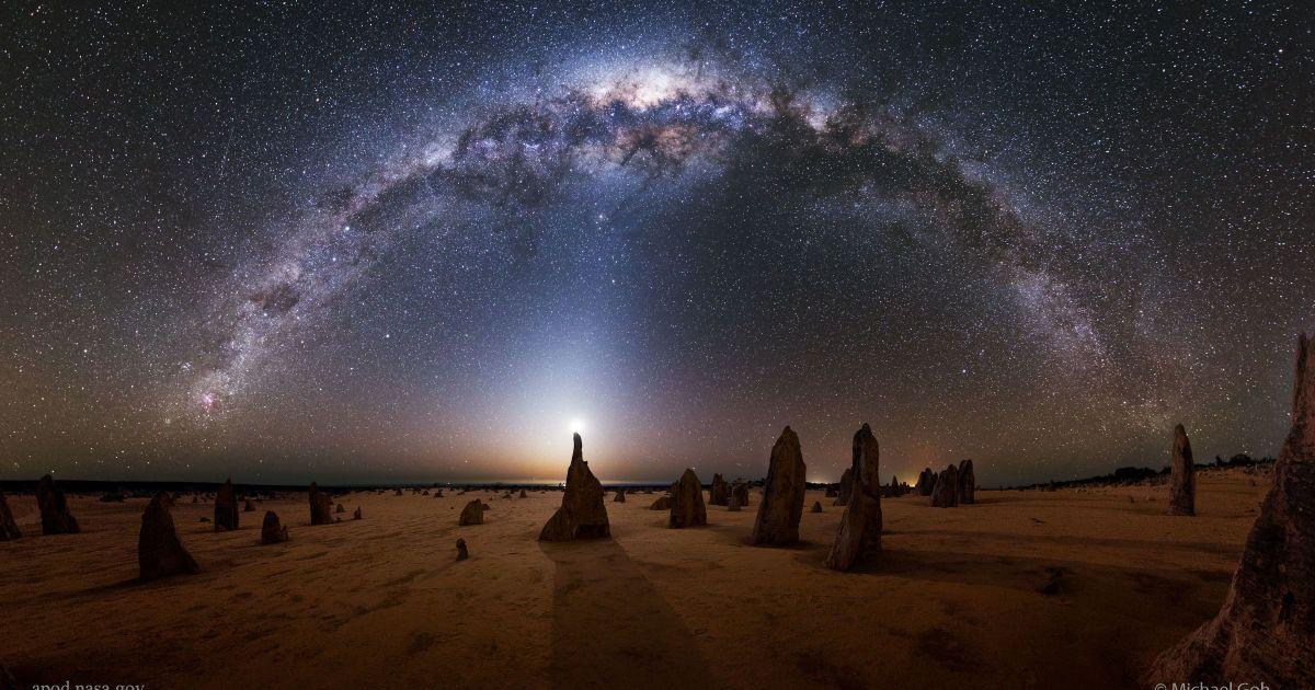 Изогнутая и скрученная. Новое исследование разрушает привычное представление о форме Млечного пути
