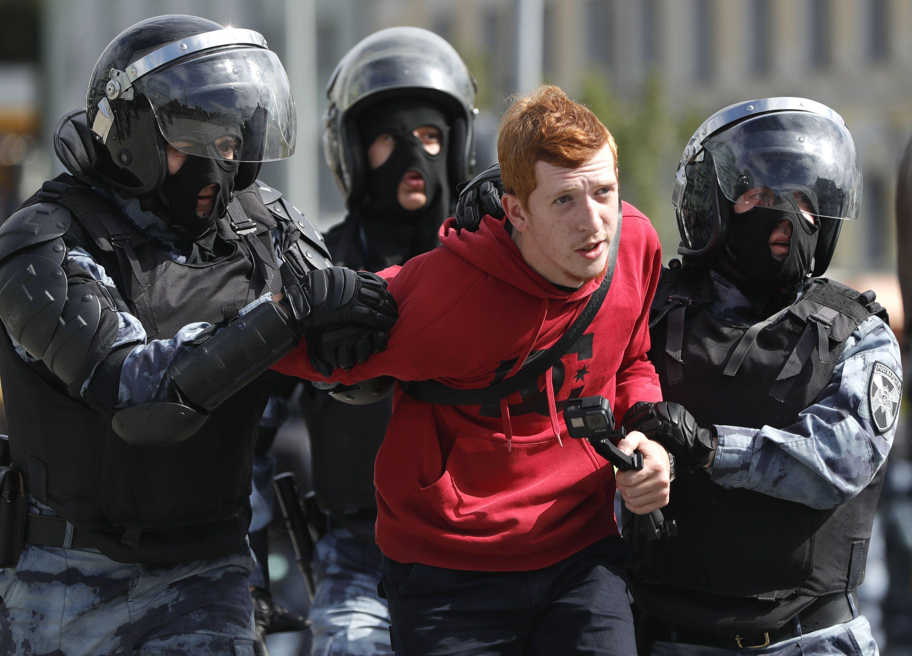 Мітинги в Москві 3 серпня_2