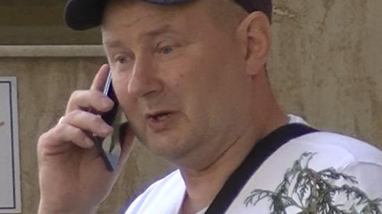 Молдавський журналіст натрапив на суддю-втікача Чауса на вулиці Кишинева