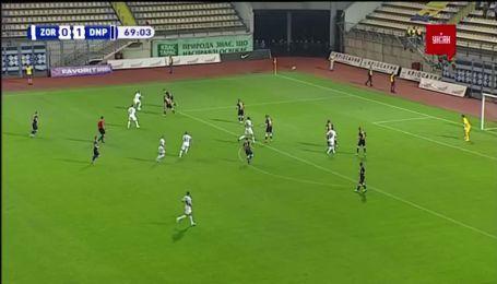Зоря - Дніпро-1 - 1:1. Відео голу Кочергіна