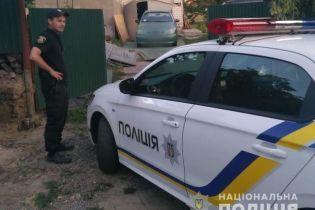 На Киевщине мужчина поджег себя из-за металлолома