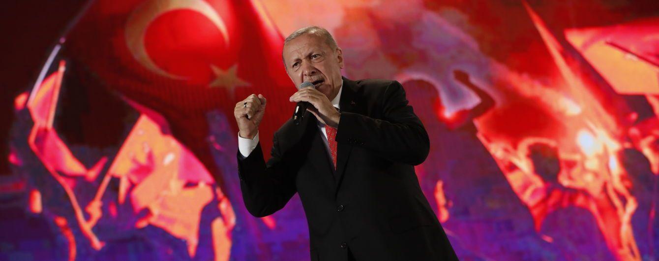 Турецька армія почне новий похід на Сирію, щоб дійти до сходу річки Євфрат