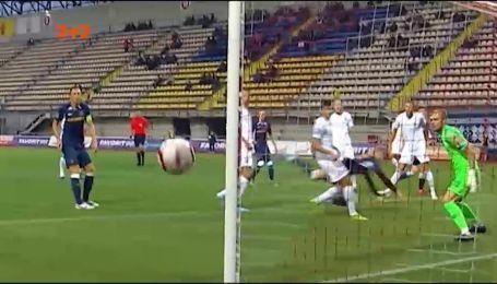 Зоря - СК Дніпро-1 - 1:1. Як команди поділили очки в Запоріжжі