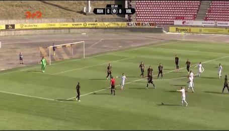 Огляд матчів Першої ліги