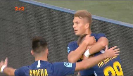 Как чемпионы мира U-20 стартовали в составе Десны и СК Днепр-1