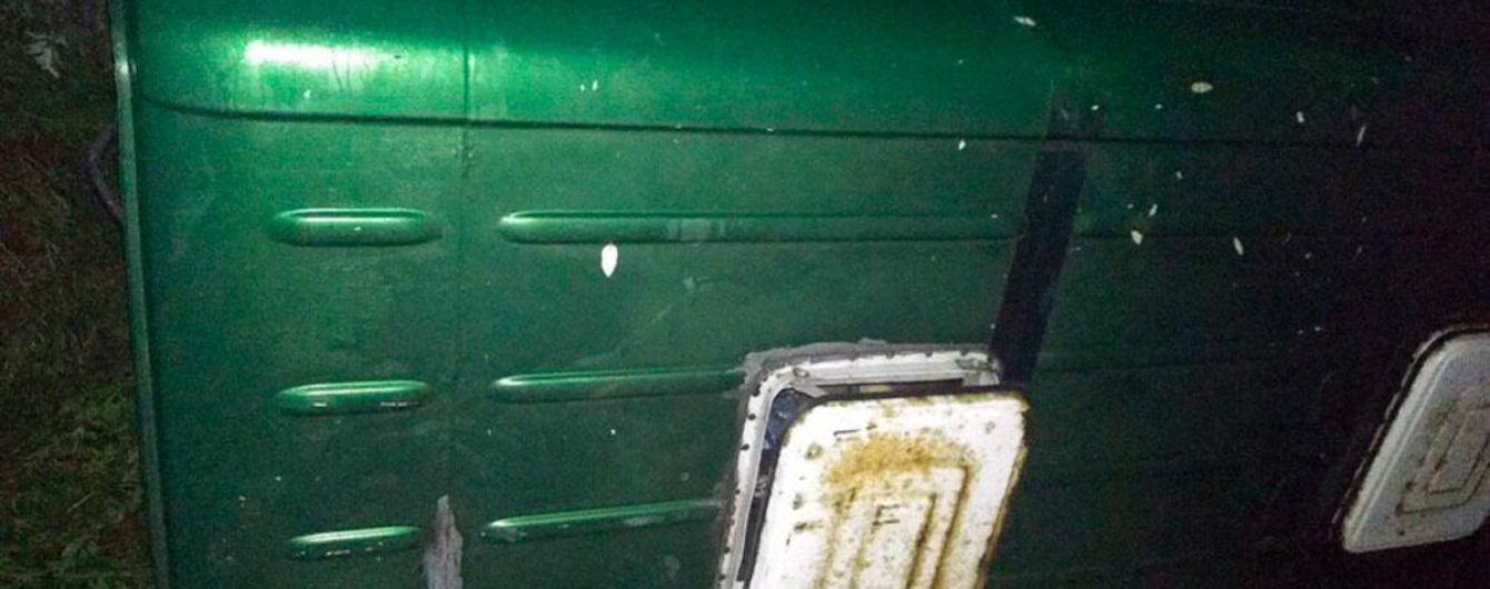 На Буковині у двох ДТП постраждали 5 людей, зокрема дитина