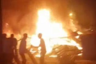 В Египте из-за взрыва после ДТП погибли 19 человек
