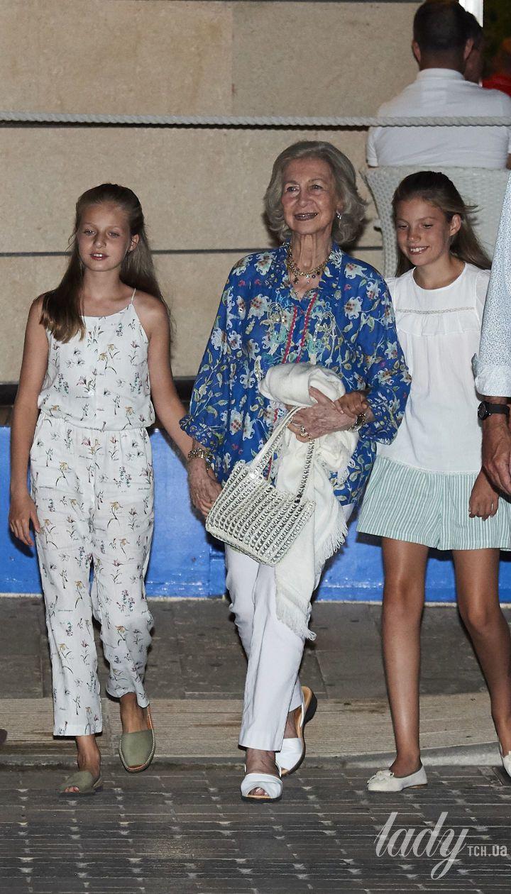 Испанская королевская семья
