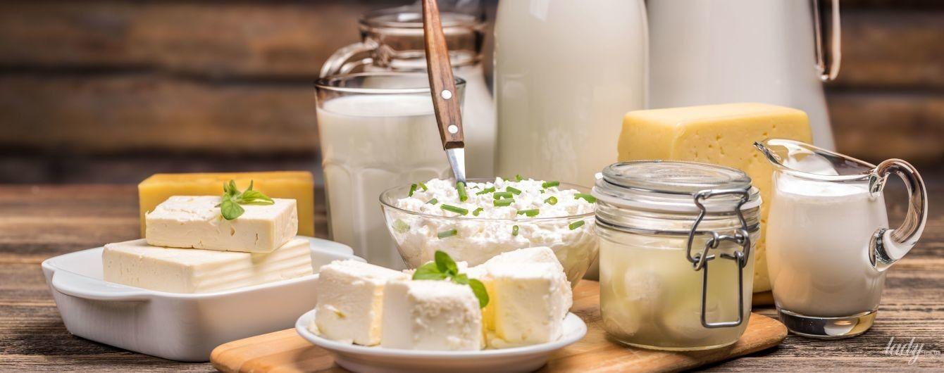 Молочні продукти: користь і шкода