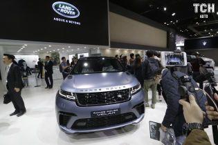 З'явилася перша інформація про електричний Range Rover