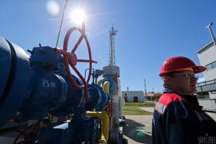 Новый транзитный контракт: Украина транспортировала в ЕС первые кубометры газа