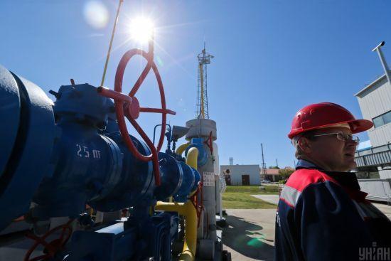 В Україні вперше скористалася послугою зберігання газу німецька компанія RWE