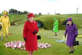 Илон Маск сравнил королеву Британии Елизавету II с мультяшными героями