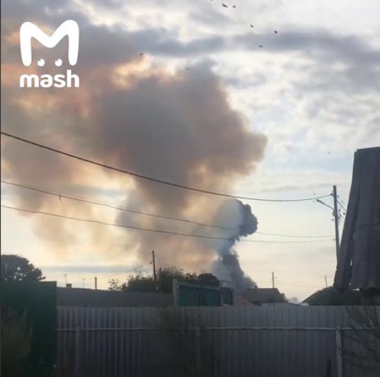У Красноярському краї вибухнув склад з боєприпасами, є постраждалі