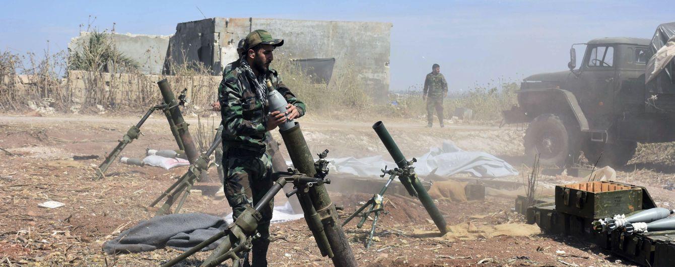 Армия Асада начала наступление на Идлиб - последнее прибежище оппозиции