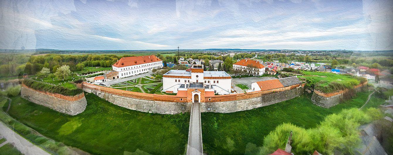 Дубенський замок — один з найстаріших в України