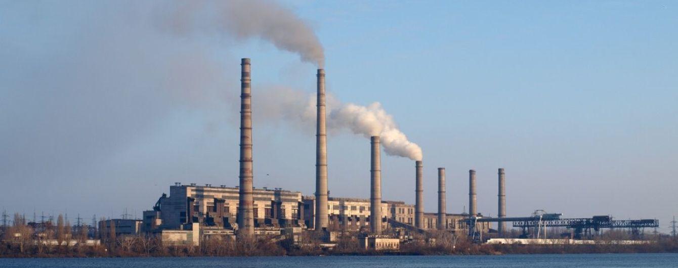 На одном из энергоблоков Приднепровской ТЭС произошла авария