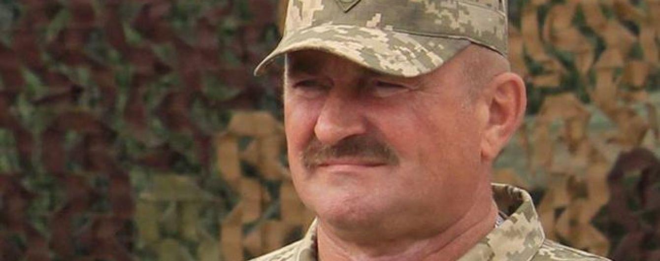 Зеленський призначив нового командувача Об'єднаних сил