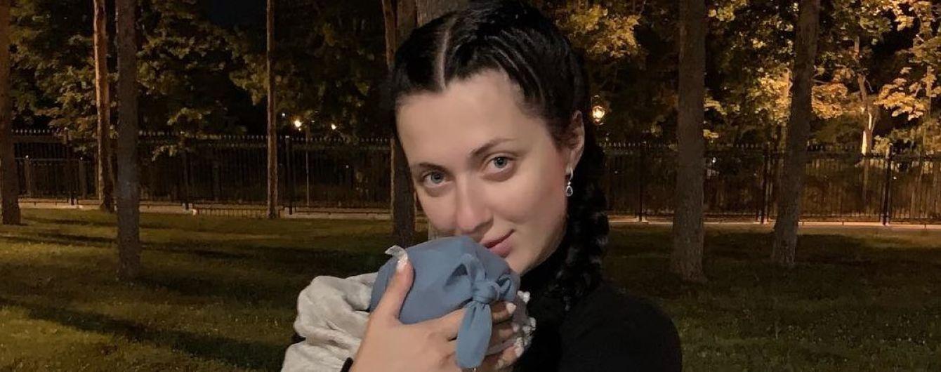 Снежана Бабкина дала советы по грудному вскармливанию