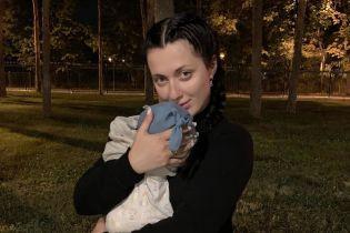 Красивая мамочка: несчастный случай